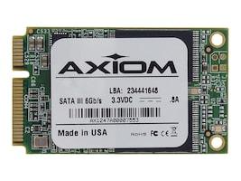 Axiom 240GB Signature III mSATA 6Gb s Async Internal Solid State Drive, SSDMO3A3240-AX, 15296959, Solid State Drives - Internal