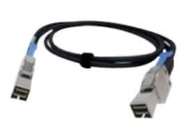 Qnap Mini SAS SFF-8644 Cable, 0.5m, CAB-SAS05M-8644, 30954948, Cables