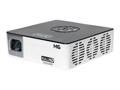 Aaxa M6 Full HD Micro LED Pico Projector, MP-600-01, 34010590, Projectors