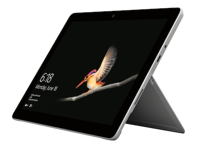Microsoft Surface Go Pentium Gold 4415Y 1.6GHz 8GB 256GB SSD ac BT 4G LTE 2xWC 10 PS MT W10P, KFY-00001, 36342601, Tablets