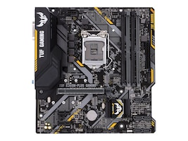 Asus TUF B360MPLUS GAMING Main Image from Front