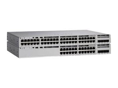 Cisco Catalyst 9200L Managed L3 Gigabit Ethernet (10/100/1000) Grey