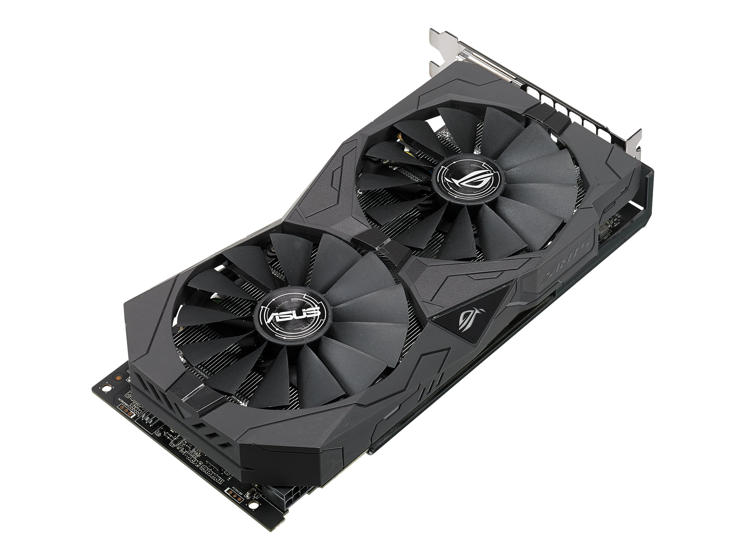 Asus AMD Radeon RX 570 PCIe Overclocked Graphics Card, 4GB GDDR5