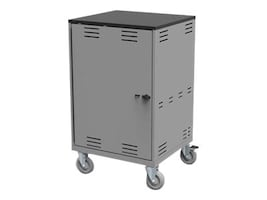 Spectrum Industries SIM32 Cart with Power Switch, 55494-FBR, 35151141, Computer Carts