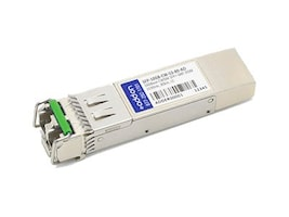 ACP-EP Memory SFP-10GB-CW-53-80-AO Main Image from Left-angle