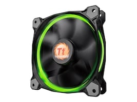Thermaltake Riing 14 LED RGB 256 Colors Fan, 3-Fan Pack, CL-F043-PL14SW-B, 31017403, Cooling Systems/Fans
