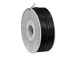 Verbatim Black 3mm ABC 3D Filament, 55008, 34763364, Printer Supplies - 3D