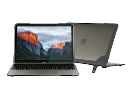 Max Cases Extreme Shell for MacBook, 12, AP-ES-MB-12-GRY, 32903108, Carrying Cases - Notebook