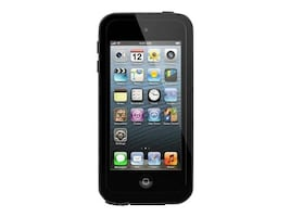 Lifeproof fre Case for iPod 5, Black Clear, 1501-01, 18658661, Carrying Cases - iPod