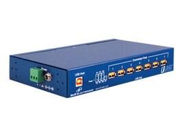 B+B SmartWorx 7-Port Industrial USB Hub, UHR207, 16548417, USB & Firewire Hubs
