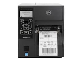 Zebra ZT410 Thermal Transfer 203dpi 4 USB RS-232 Bluetooth Ethernet EZPL Printer, ZT41042-T010000Z, 17284732, Printers - Label