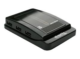 Plugable Technologies USB2-HUB-AG7 Main Image from Left-angle