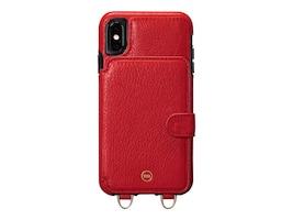 Targus KYLA CROSSBODY SNAP ON CASE IPHON XS MAX, SFD39903NPUS, 37235276, Carrying Cases - Phones/PDAs