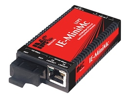 IMC IE-MINIMC LFPT TP-TX FX-MM850 SC -20C TO +70C 2KM, 855-19822, 17606797, Adapters & Port Converters