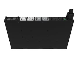 HPE G2 Metered Modular 8.3kVA 208V 40A 1U Horiz CS8365C 12ft Cord (6) C19 Outlets NA JP, P9R77A, 33903687, Power Distribution Units