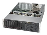 Supermicro SYS-6038R-TXR Main Image from Right-angle