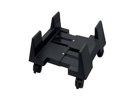 Syba CPU Plastic Stand for ATX Case with Adjustable Width, Caster Wheels, SY-ACC65010, 34891673, Stands & Mounts - AV