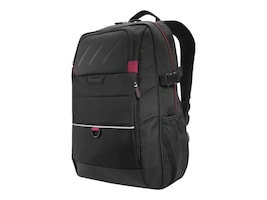 Targus 15.6 Gamer Laptop Carrying Backpack, Black, ONB523US-01, 31667490, Carrying Cases - Other