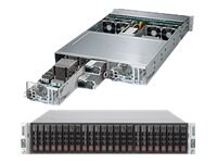 Supermicro SYS-2028TP-DC0FR Main Image from Front