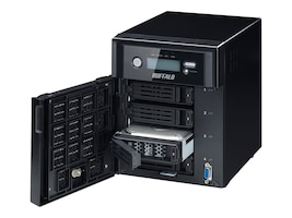 BUFFALO 8TB TeraStation 5400DN SATA NAS, TS5400DN0804, 19021522, Network Attached Storage