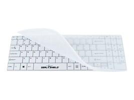 Seal Shield Cleanwipe Waterproof Wireless Keyboard, SSKSV099W, 31079209, Keyboards & Keypads