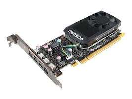 Lenovo NVIDIA Quadro P600 PCIe 3.0 x16 Graphics Card, 2GB GDDR5, 4X60N86659, 34049013, Graphics/Video Accelerators