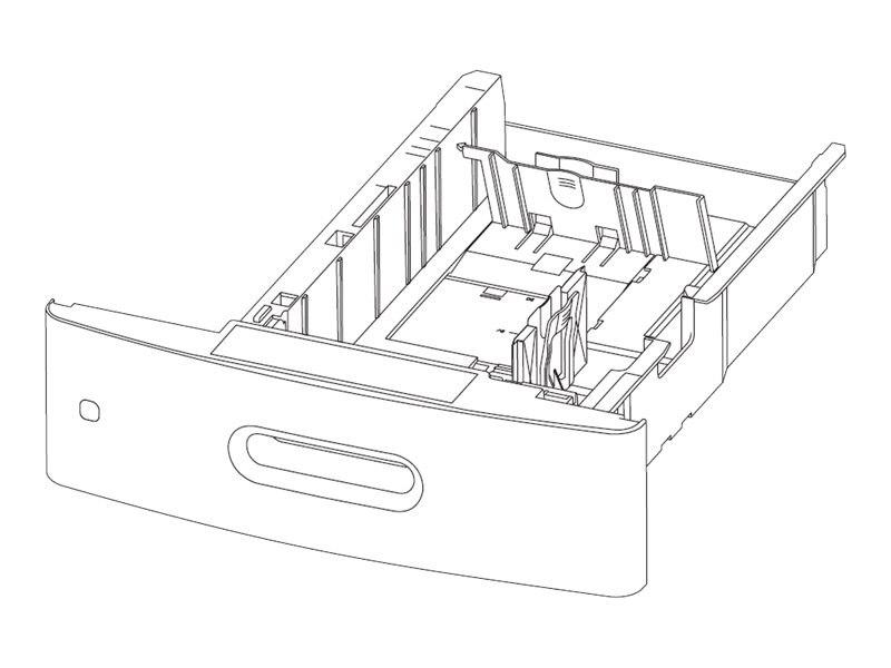 Lexmark 550 Sheet Media Tray Assembly For X658 40x2164