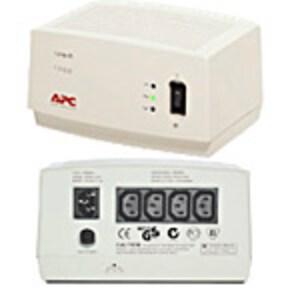 APC Automatic Voltage Regulator Line-R 1200VA 230V International, LE1200I, 459725, Line Conditioners