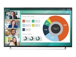 HP 55 LD5512 4K Ultra HD LED Collaboration Display, 2YD85AA#ABA, 35234122, Monitors - Large Format
