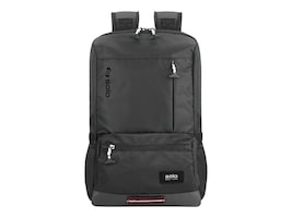 SOLO 15.6 Draft Backpack, City-Cool Black, VAR701-4, 35982471, Carrying Cases - Notebook