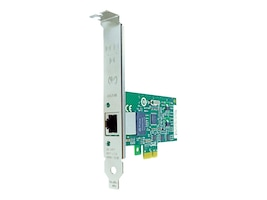 Axiom PCIe x1 1Gbs Single Port Copper Network Adapter for HP, FX672AV-AX, 31091734, Network Adapters & NICs