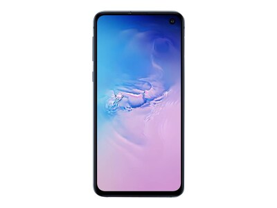Samsung Galaxy S10e Smartphone, Prism Blue, 256GB (Unlocked), SM-G970UZBEXAA, 36960556, Cell Phones