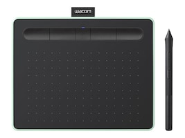 Wacom Small Bluetooth Creative Pen, Green, CTL4100WLE0, 35064063, Pens & Styluses
