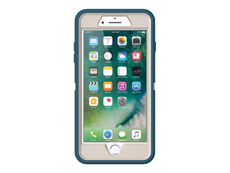 size 40 673f3 5b434 OtterBox Defender Series Case for iPhone 7 Plus 8 Plus, Big Sur