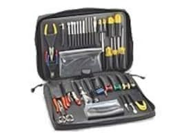 Jensen Kit in Black Ballistic Nylon case, JTK-2900, 15460991, Network Tools & Toolkits