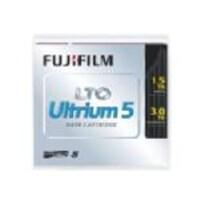 Fujifilm 1.5TB 3TB LTO-5 Tape Cartridge, 16008030, 11701380, Tape Drive Cartridges & Accessories