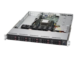 Supermicro SYS-1019P-WTR Main Image from Right-angle