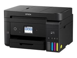 Epson WorkForce ET-4750 EcoTank All-in-One Supertank Printer, C11CG19201, 34503095, MultiFunction - Ink-Jet