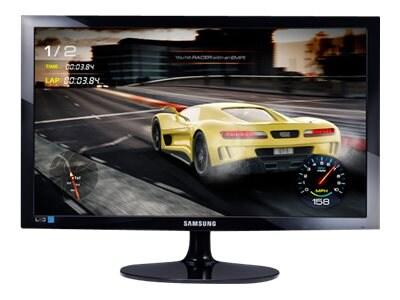 Samsung 24 330 Series Full HD LED Monitor, Black, LS24D330HSJ/ZA, 34006654, Monitors