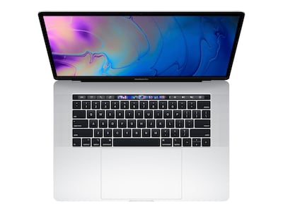 Apple MacBook Pro 15 TouchBar w ID 2.6GHz Core i7 16GB 512GB SSD Radeon Pro 560X 4GB Silver, MR972LL/A, 35875712, Notebooks - MacBook Pro 15