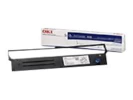 Oki Black Print Ribbon for Pacemark 4410 Printer, 40629302, 118726, Printer Ribbons
