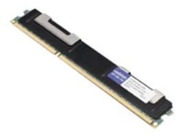 Add On HP Compatible 16GB PC3-10600 240-pin DDR3 SDRAM RDIMM, 627812-B21-AM, 35403432, Memory