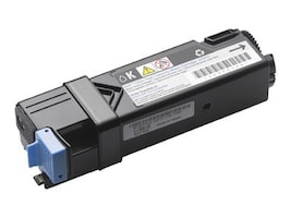 Dell 2000-page Black Toner Cartridge for Dell 1320c Color Laser Printer, 310-9058, 12695971, Toner and Imaging Components - OEM