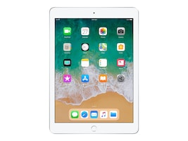 Apple iPad 9.7 32GB, Wi-Fi, Silver, MR7G2LL/A, 35365309, Tablets - iPad