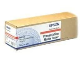 Epson Presentation matte paper - Roll (44 x 82'), S041220, 162535, Paper, Labels & Other Print Media