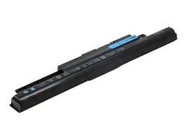 Dell 40Wh 4-Cell Lithium-Ion Battery, 312-1387, 33619117, Batteries - Notebook