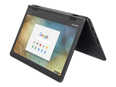 Lenovo TopSeller N23 Yoga Chrome MTK 8173C 2.1GHz 4GB 32GB SSD ac BT 2xWC 11.6 HD MT Chrome OS, ZA260016US, 33698960, Notebooks - Convertible