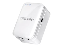 TRENDnet AC750 WL Travel Router Wireless, TEW-817DTR, 19550926, Wireless Routers