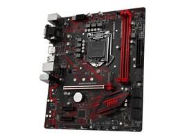 MSI Computer B360MGPLUS Main Image from Right-angle