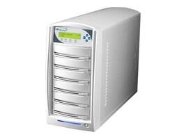 Vinpower SharkNet DVD CD USB 1:5 Network Tower Duplicator w  Hard Drive, SHARKNET-5T-DVD, 15129317, Disc Duplicators